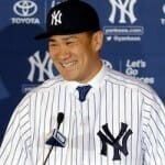 MLB ニューヨーク・ヤンキースの田中将大投手