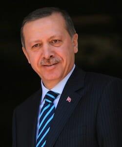 レジェップ・タイイップ・エルドアン(Recep Tayyip Erdoğan)/ Wikipedia