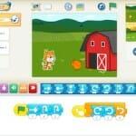 幼児用の新しいリテラシープロジェクト(ScratchJr)