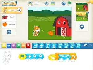 ScratchJr: Coding for Young Kids / Mitchel Resnick