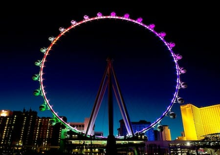 Las Vegas High Roller / The Linq