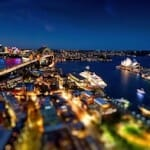 素晴らしいMotion Timelapse「Tiny Sydney」