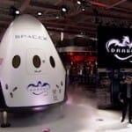 SpaceXが再利用型の有人宇宙船 Dragon V2 を発表