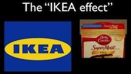 IKEA「ケーキの素」を売る