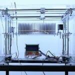 3Dプリントで耐衝撃性の高い編み物