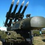 ウクライナ東部にマレーシア航空機墜落