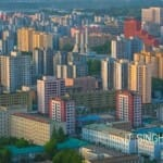 北朝鮮 平壌のタイムラプス「Enter Pyongyang」