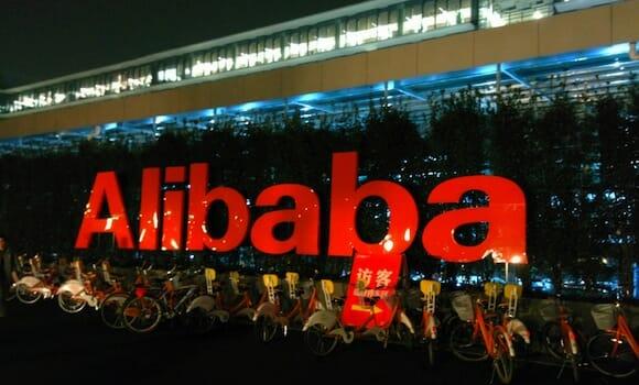Bike parking / leighklotz / 阿里巴巴西溪园区 Alibaba Xixi Era, 杭州, 中国