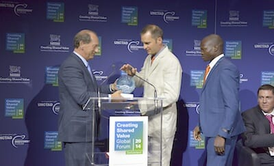 Honey Care Africa 2014 CSV Prize winner (Photo: Business Wire)