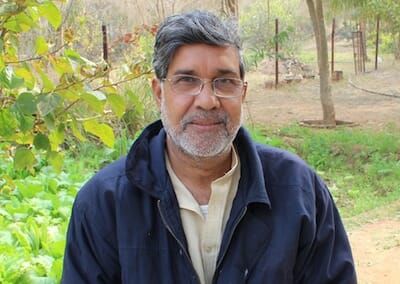 Kailash Satyarthi in 2012 / Wikipedia