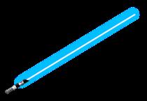 Lightsaber blue / en:Wikipedia