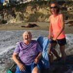 おばあちゃんのホスピスに入る前の願い「海が見たい」