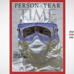 The Ebola Fighters(米TIME誌:2014 今年の人)