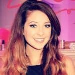 人気YouTube女性ブロガー 英出版史上の最高記録を更新
