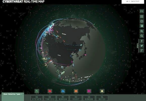 cybermap.kaspersky.com