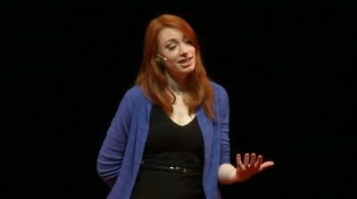 Hannah Fry at TEDxBinghamtonUniversity