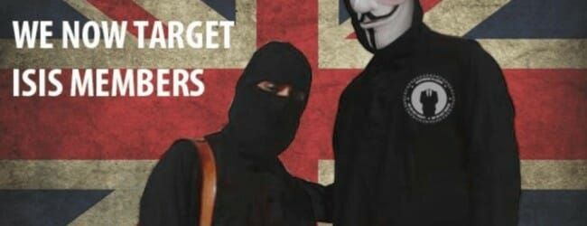 "Anonymous ""Hacktivists"" Strike a Blow Against ISIS / Anonymous"