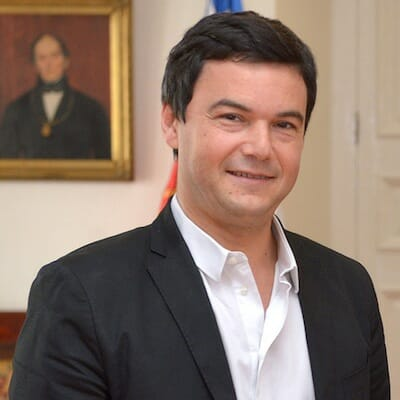 トマ・ピケティ(Thomas Piketty)2015年 / Wikipedia