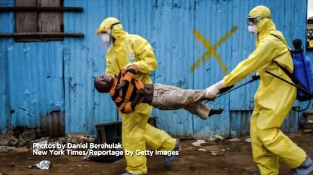 An insight into Ebola: Perspective from a photojournalist / ABC News 24