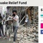 ネパールの青年が Indiegogo で寄付金を集めています。