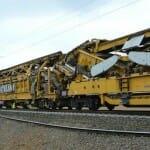 世界初の鉄道敷設車マシンは、全長177mの「RU 800 S」