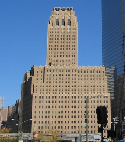 Verizon Building in New York City / Wikipedia