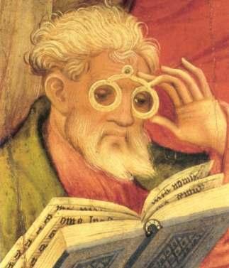 Glasses Apostle / Wikipedia