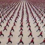 印象的な Shaolin Kung Fu(少林拳)のMusic Video