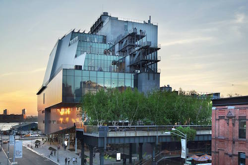 Whitney Museum of American Art / Facebook
