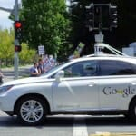 Googleの自動走行車が、追突される初の人身事故