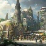 スター・ウォーズのテーマパーク発表(Star Wars world at Disneyland)