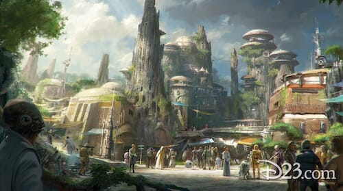 Parks And Resorts / Disney,Lucasfilm