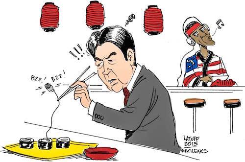 Target Tokyo / WikiLeaks