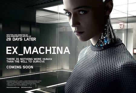 EX_MACHINA / Facebook