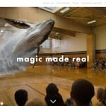 Magic Leap Demo: 特殊効果や合成なしで製作した動画