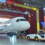 中国の夢の国産ジェット旅客機「COMAC C919」