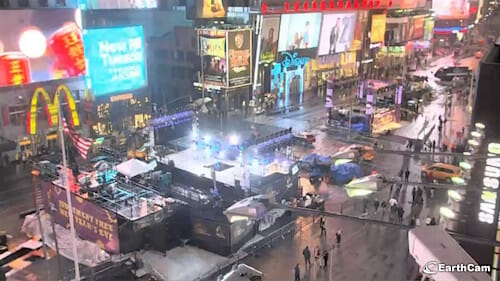 Live from NYC's Times Square! / Earthcam
