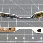 折りたたみ式 Google Glass(Explorer Edition)の仕様