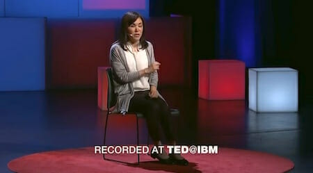 Chieko Asakawa: How new technology helps blind people explore the world