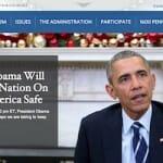 オバマ大統領が銃乱射事件とテロの脅威を演説