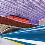 モントリオール地下鉄の美しさを引き出す写真家