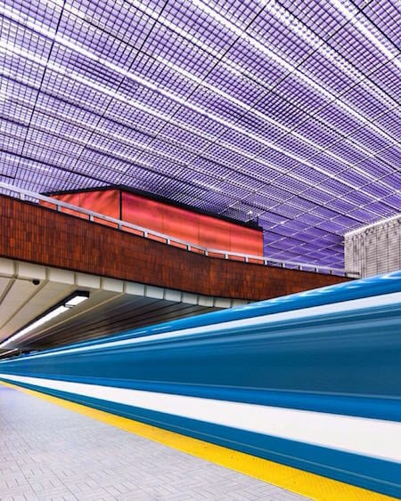 #mtlmetroproject / Chris M Forsyth (Facebook)