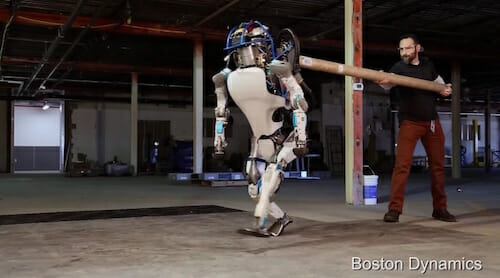 Atlas,The Next Generation / Boston Dynamics