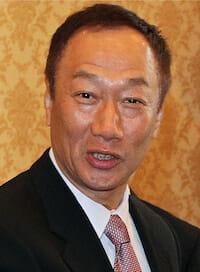 Terry Gou(郭台銘)/ Wikipedia