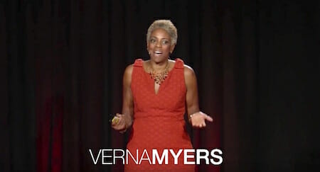 Vernā Myers: How to overcome our biases? Walk boldly toward them