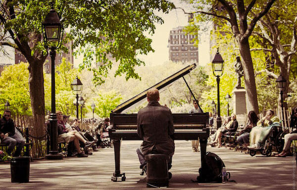 LOVE Washington Square Park.../ Takako Suzuki Harkness
