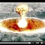 米首都をミサイル攻撃(北朝鮮のプロパガンダビデオ)