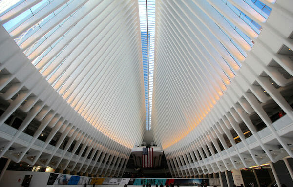 World Trade Center Station / Shinya Suzuki