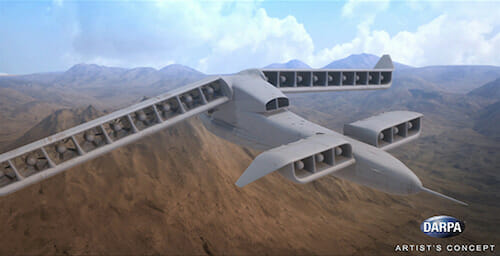 VTOL X-Plane Phase 2 Concept Video / DAPAtv