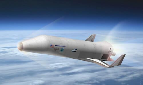 DARPA Experimental Spaceplane XS-1 / Northrop Grumman